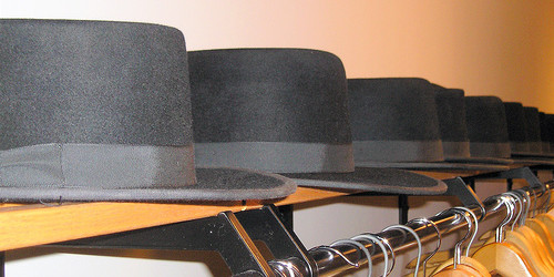 """Black Hats - Photo under CreativeCommon by """"BitHead"""" on Flickr"""
