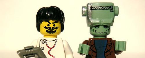 Frankenstein - Creative Common by 'dunechaser' on Flickr
