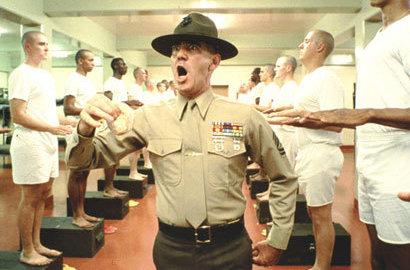 Full Metal Jacket - Screaming Sergeant