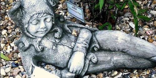 "Sleepy Pixy - Creative Common by ""Alkan de Beaumont Chaglar"" on Flickr"